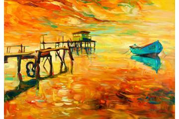 02 - Paat ja päikeseloojang – Boyan Dimitrov